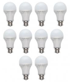 Gi-shop 15w Led Bulb Base Of 22 Pack Of 10