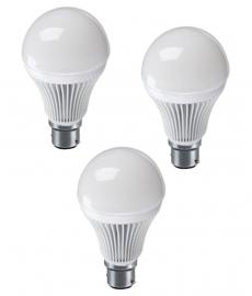 Gi-shop 18w Led Bulb Pack Of 3