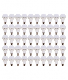 Gi-shop 7w Led Bulb Pack Of 50