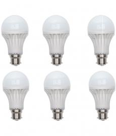 Gi-shop 12w Led Bulb Pack Of 6