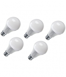 Gi-shop 12w Led Bulb Pack Of 5