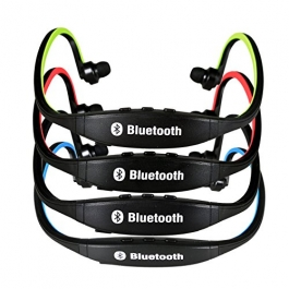 Sports Wireless Universal Bluetooth Stereo Headset Headphones Earphones With Microphone For Android Smartphones,