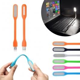 5v 1.2w Portable Flexible Usb Led Light Lamp Adjustable Strip For Keyboard Multipurpose