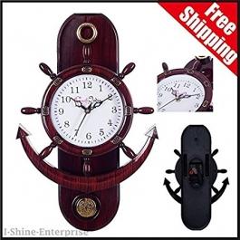 Art Pendulum Wall Clock Home Office Furnishin Analog Clock