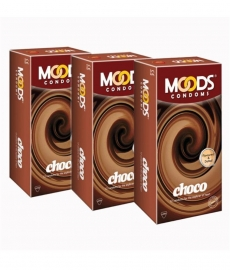 Moods Dotted Choco Pack Of 12 Combo Of 3