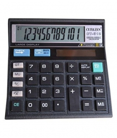 Electronic Calculator - Ct512 - 12 Digit Calculator