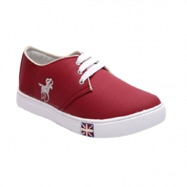 Blinder Red  Sneakers