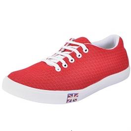 Blinder Mesh Red Sneakers