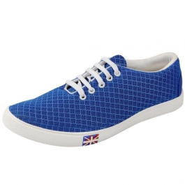 Blinder Mesh Blue  Sneakers