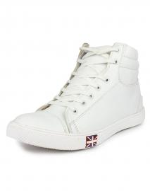 Blinder White Boots