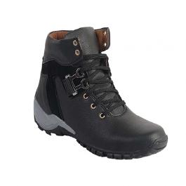 Blinder Black  Boots