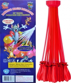 Ben10 Bunch O Magic Water Balloon 1 Pack (red)