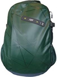Skybags Lunar 01 Olive Laptop Backpack