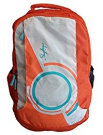 Skybags Pogo Extra 03 Orange Backpack