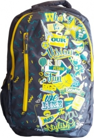 Skyabags Pogo Plus 05 Grey Backpack