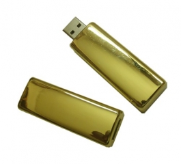Pen Drive (24k Gold Plated)