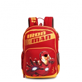 Skybag Marvel Champ Iron Man 02 Red
