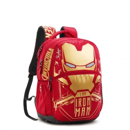 Skybags Marvel Iron Man 04 Red
