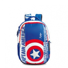 Skybags Marvel Cap-am 03 Blue