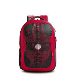 Skybags Marvel Plus Iron Man 03 Black