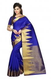 Odin Paris Present Exclusive Bollywood Designer Rajtex-13004 Kasturi Crepe Saree