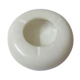 Ash Tray (white Marble)