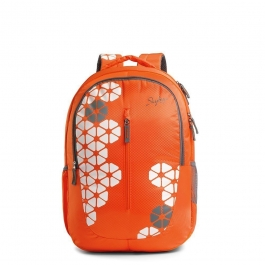 Skybags Pogo Plus 03 Orange 25 L Backpack