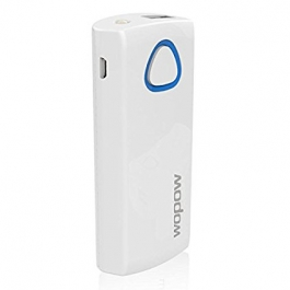 Wopow External Portable Power Bank 5000mah Pd502 For Phones & Ipads