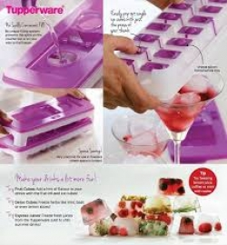 Tupperware Pop Out Ice Tray