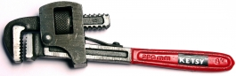 Ketsy 702 254mm,305mm,356mm Single Sided Pipe Wrench Set