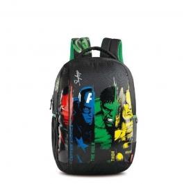 Skybags Marvel Avengers 01 Black