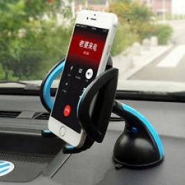 High Quality Universal 360 Degree Car Phone Holder Gps Dashboard Mount Bracket Stand Holster