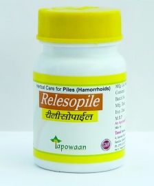 Relesopile Tablets Herbal Care For Piles