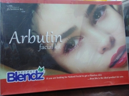 Secret Blendz Arbutin Facial Kit,500g