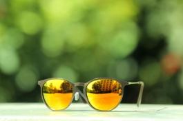 Mercury Yellow Shade Mirror Sunglasses Goggles For Men Women