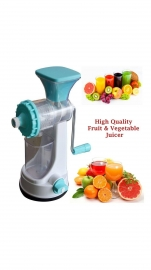 Kitchen Tools Fruit & Vegetable Juicer Multi Color Stainless Steel Handle Glass