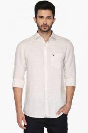 Allen Solly Mens Slim Fit Stripe Shirt