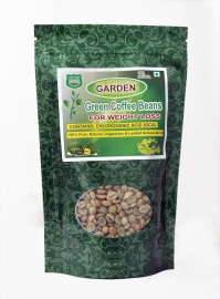 Garden Green Coffee Beans 250 Grams