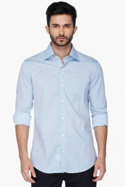 Mens Urban Slim Fit Printed Shirt