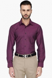 Mens Full Sleeves Formal Printed Shirt