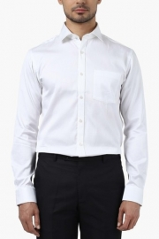 Park Avenue Mens Slim Fit Stripe Shirt