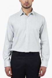 Park Avenue Mens Slim Fit Check Shirt