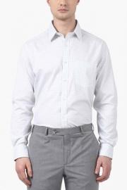 Park Avenue Mens Regular Fit Check Shirt