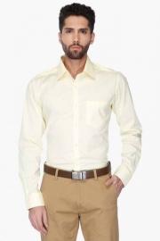 Park Avenue Mens Slim Fit Solid Shirt