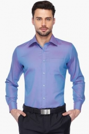 Park Avenue Mens Regular Fit Printed Shirt