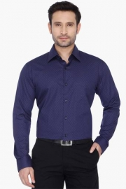 Park Avenue  Mens Slim Fit Printed Shirt