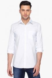 Park Avenue Mens Printed Regular Collar Shirt