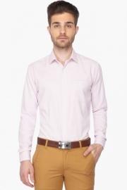 Park Avenue Mens Full Sleeves Formal Check Shirt