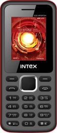 Intex Eco Sports+  (black And Red)