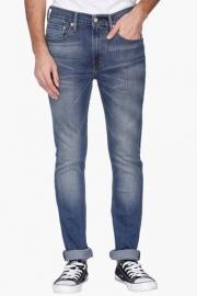 Emens Skinny Fit Mild Wash Jeans